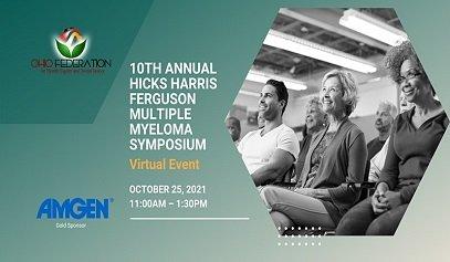 10th Annual Hicks Harris Ferguson Multiple Myeloma Virtual Symposium